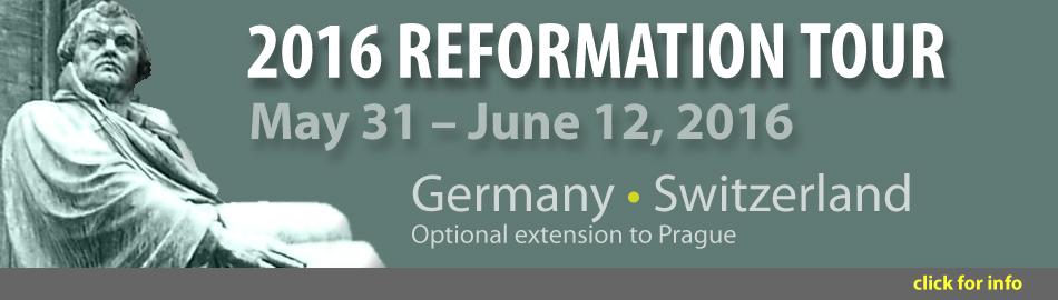 2016 Reformation Tour