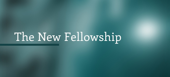The New Fellowship poster