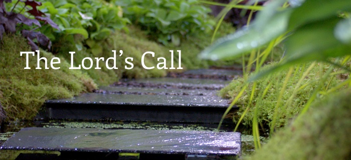 The Lord's Call poster