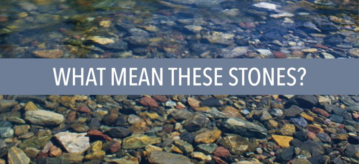 What Mean These Stones? poster