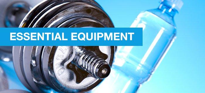 Essential Equipment poster