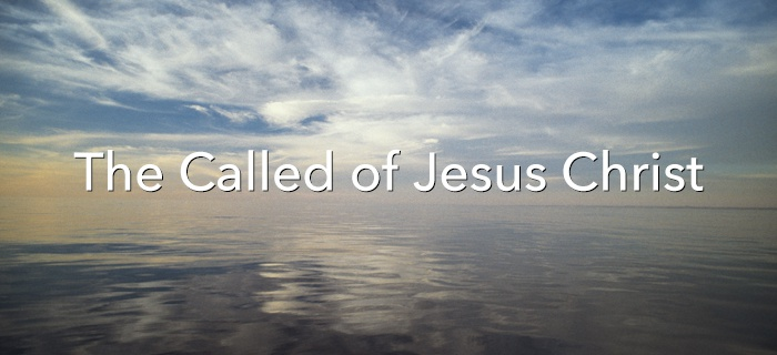 The Called of Jesus Christ poster
