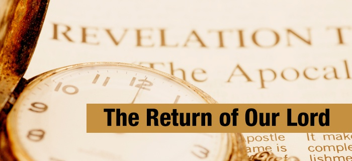 The Return Of Our Lord poster