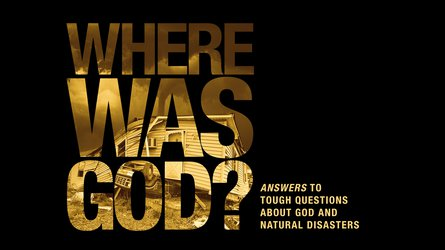 Is God Responsible For What Happens In His World? Poster