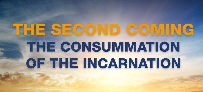 The Second Coming: The Consummation Of The Incarnation poster