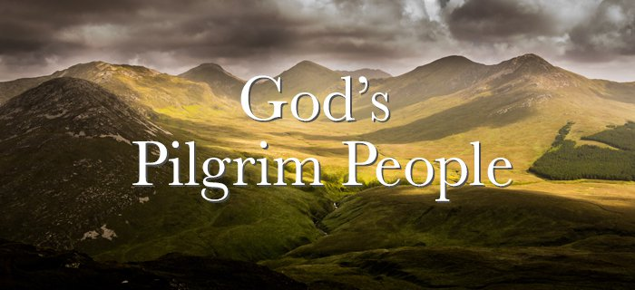 God's Pilgrim People poster