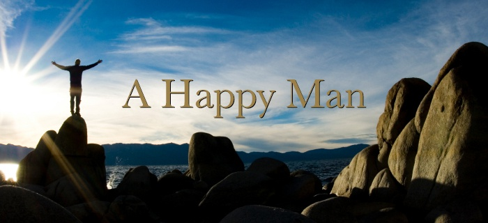 A Happy Man poster