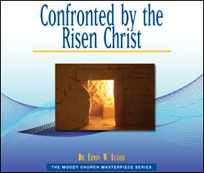 Confronted by the Risen Christ