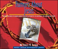 Rumors About Jesus