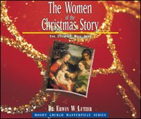 The Women Of The Christmas Story