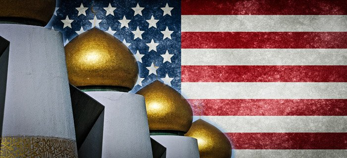 Islam's Agenda For America poster
