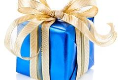 Unwrap Your Spiritual Gift poster