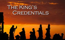 The King's Credentials Poster