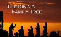 The King's Family Tree Poster