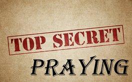Poster for Secret Praying