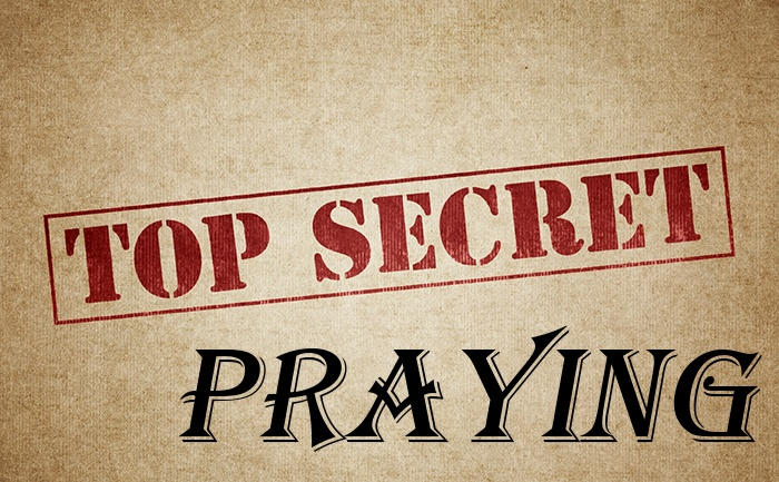 Image result for Pictures of secret praying