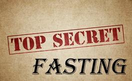 Poster for Secret Fasting