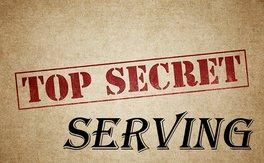 Poster for Secret Serving
