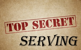 Poster for Secret Serving