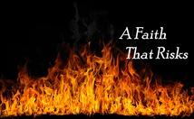 A Faith thatRisks Poster