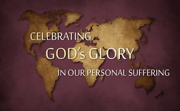 God's Glory in our Personal Suffering poster