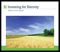 Investing For Eternity
