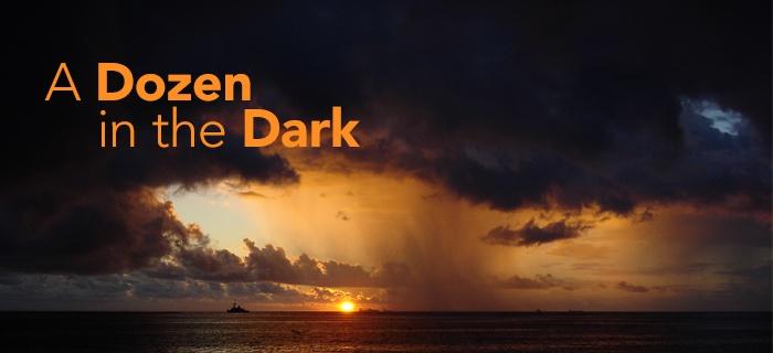 A Dozen In The Dark poster