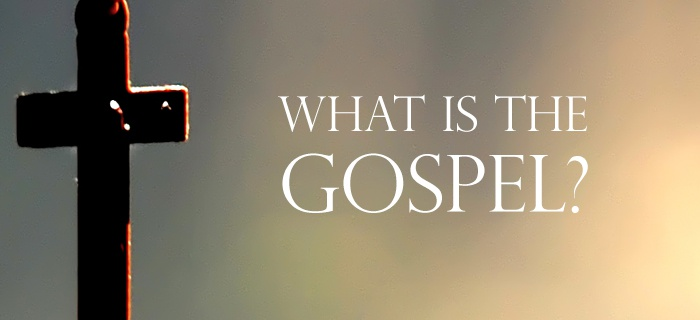 What is the Gospel? poster