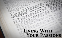Poster for Living With Your Passions