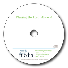 Pleasing TheLord…Always
