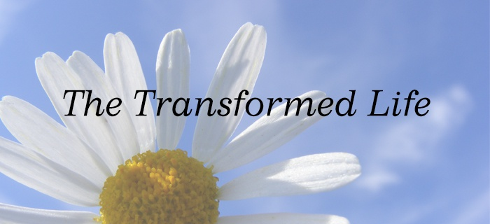 The Transformed Life poster