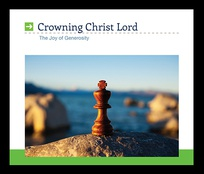 Crowning Christ Lord