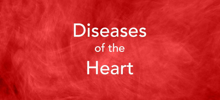 Diseases Of The Heart poster
