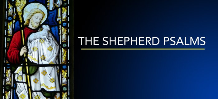 The Shepherd Psalms poster
