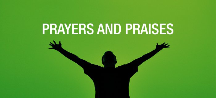 Prayers and Praises poster