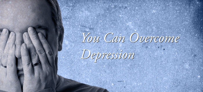 You Can Overcome Depression poster