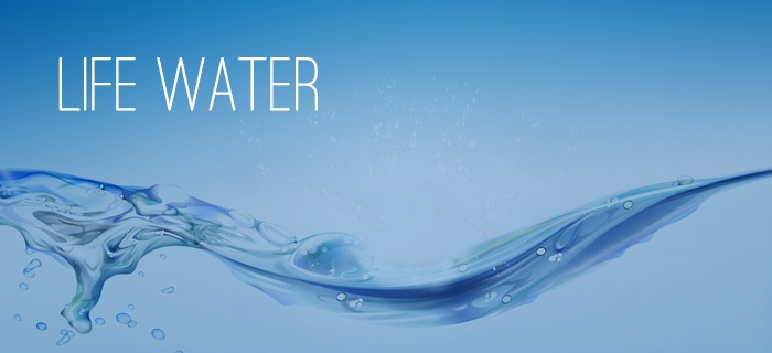 Life Water poster