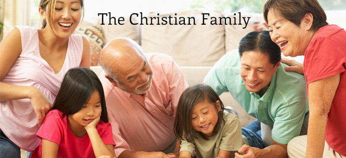 The Christian Family poster