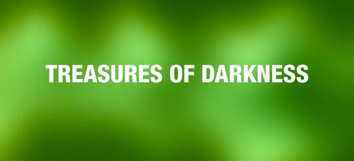 Treasures Of Darkness poster