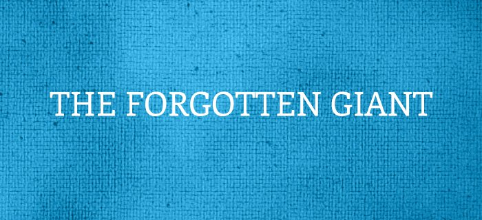 The Forgotten Giant poster