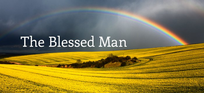 The Blessed Man poster