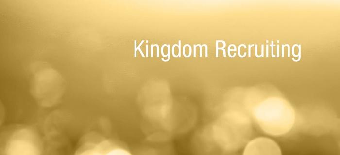 Kingdom Recruiting poster