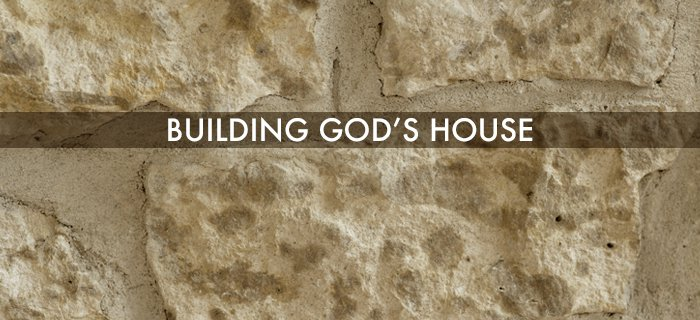Building God's House poster
