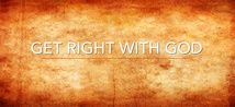 Get Right With God poster