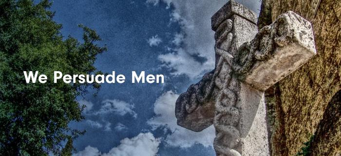 We Persuade Men poster