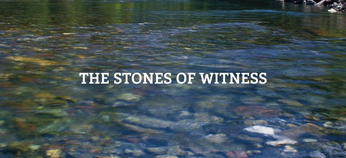The Stones of Witness poster
