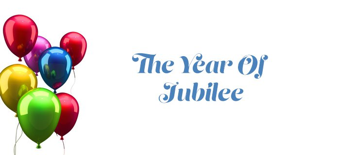The Year Of Jubilee poster