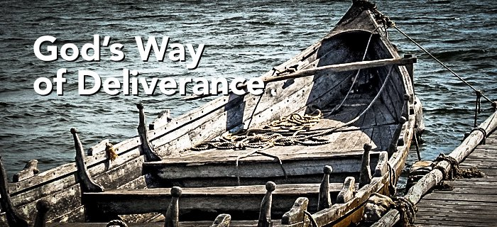 God's Way of Deliverance poster