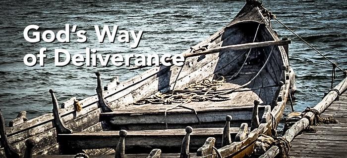 God's Way of Deliverance poster