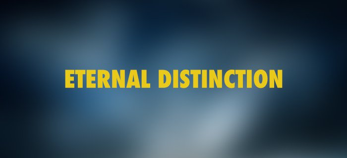 Eternal Distinction poster